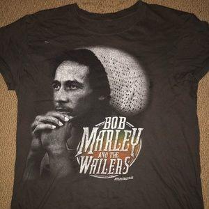 Oversized bob Marley t-shirt
